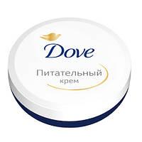 Dove Крем для лица и тела Дав Питательный Баночка, Объем: 75мл