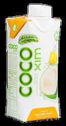 Кокосовая вода (сок) 100% с соком ананаса 330 мл