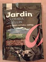 Кофе растворимый Жардин  Jardin Colombia Medelin 65г сублимированный