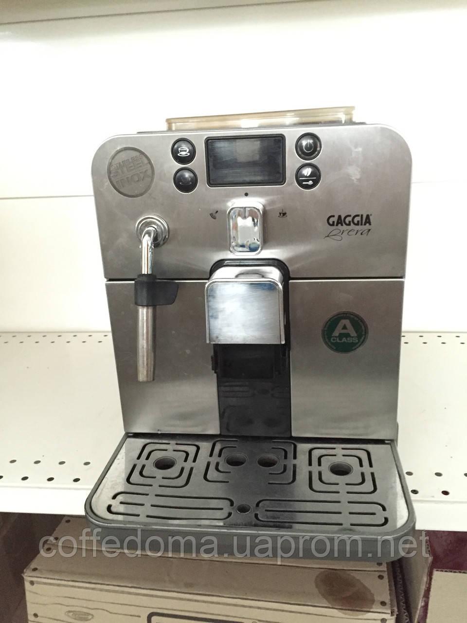 Gaggia Brera автоматическая кофемашина для дома или офиса