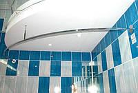Карниз хромированный для акриловых ванн ТРИТОН