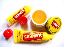 Лучшие бальзамы для губ Carmex, EOS, Blistex