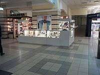Островные витрины по типу открытой ТМ Magic Line секции часов теперь в продаже посекционо!