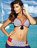 Раздельный купальник Марко (размеры от М до XL в расцветках), фото 3