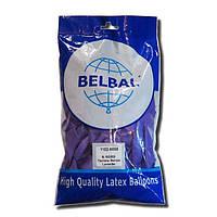 """Лавандовый пастель 12""""(30 см) Belbal (упаковка 50 шт), фото 1"""