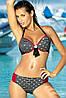 Раздельный купальник Марко (размеры от М до XL в расцветках), фото 5