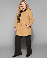 Как правильно подобрать пальто полным женщинам и девушкам?