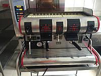 La San Marco 95-22 профессиональная кофемашина на два холдера, фото 1