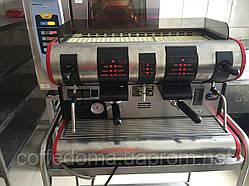 La San Marco 95-22 профессиональная кофемашина на два холдера