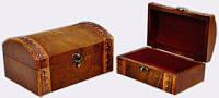 Набор деревянных шкатулок 2шт. Bonadi 405-142