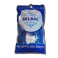 """Синий пастель 12""""(30 см) Belbal (упаковка 50 шт)"""