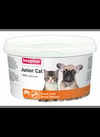 Beaphar Junior Cal 200г- Витаминно-минеральная добавка для котят и щенков (10321)