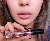 Матовая жидкая помадаNYX Lip Lingerie Push Up