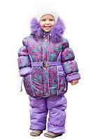 Детские зимние комбинезоны для девочки