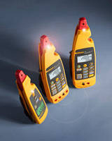 Калибратор-мультиметр Fluke 771/772/773 с клещами для измерения малых токов