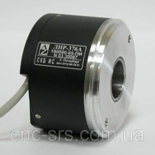 ЛИР-376А инкрементный преобразователь угловых перемещений (инкрементный энкодер).