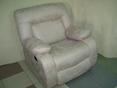 Мягкое кресло-реклайнер БОСТОН