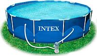 Бассейн каркасный 366х99см Intex 28218