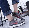 Кроссовки женские Nike реплика flyknit chukka