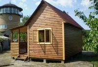 Строительство деревянных домов недорого