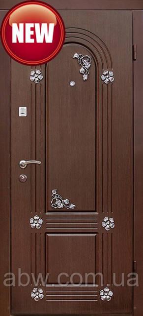 "Двери с МДФ ""АБВЕР"" - модель Лирика"