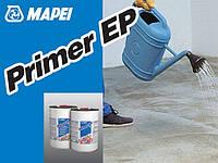Грунтовка для укрепления и гидроизоляции цементных стяжек и полов Mapei Primer EP 10 кг,Харьков