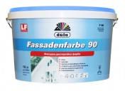 Акриловая краска для внутренних и наружных работ Fassadenfarbe F90