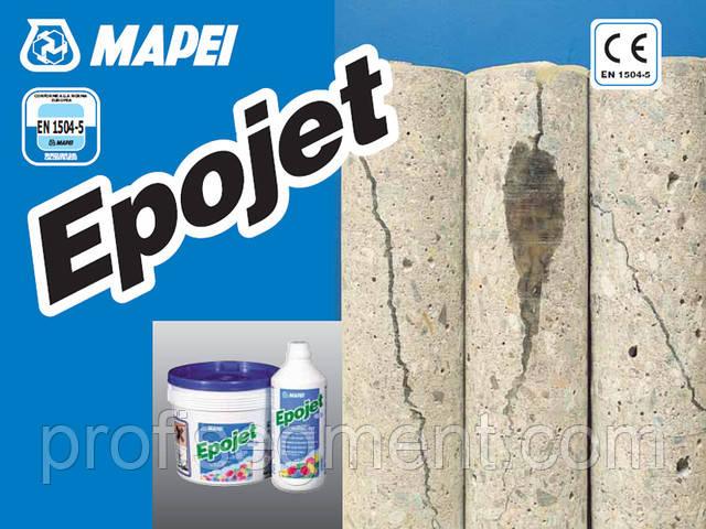 Сверхтекучая епоксидна смола для ін'єкцій Mapei Epojet 2.5 кг.; 4кг; (комп. А+В),Харків