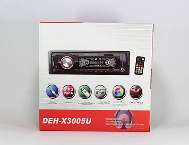 Автомагнитола MP3 3005