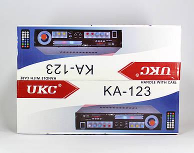 Усилитель AMP 123+BT (10)