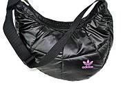 Молодежная женская сумка пуховик Adidas LS-1025 (P8) (разные цвета)