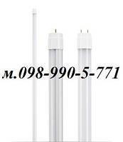 Светодиодная лампа трубчатая L-600-6400-13 T8 9Вт 6400K G13165-265В стекло