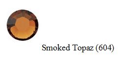 Стрази SWAROVSKI Smoked Topaz (40 шт/уп)