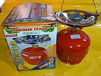 """Баллон газовый """" Пикник """" 5 литров с горелкой"""