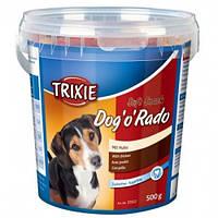 "Витаминное лакомство для собак Trixie (Трикси) ""Dog'o'Rado"" с мясом птицы 500 гр"