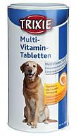 Витамины для собак Trixie Multivitamin Tablets, 400 гр
