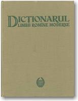 Толковый иллюстрированный словарь румынского языка