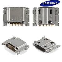 Коннектор зарядки для Samsung Galaxy Mega 6.3 i9205, оригинал