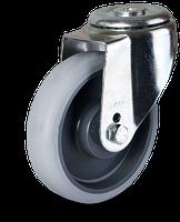 Колесные наборы для платформенных тележек средней нагрузки