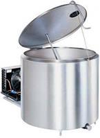 Охладитель молока открытого типа DeLaval 800 л с компрессорным агрегатом