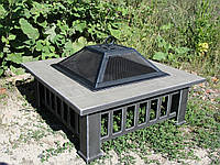 Стол-барбекю 90см (900х900 мм), фото 1