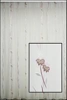 Готовые гардины с цветами