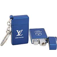 Зажигалка газовая Louis Vuitton брелок ZG15717
