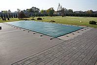 Зимнее накрытие на бассейн Голубая лагуна 10,5 на 3,5