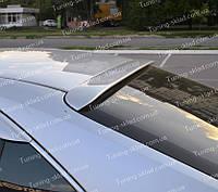 Спойлер на заднее стекло Тойота Камри 40 (спойлер стекла Toyota Camry 40)