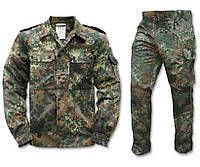 Комплект камуфляжный Бундесвер 2-ка (китель + брюки) Германия, УЦЕНКА, фото 1