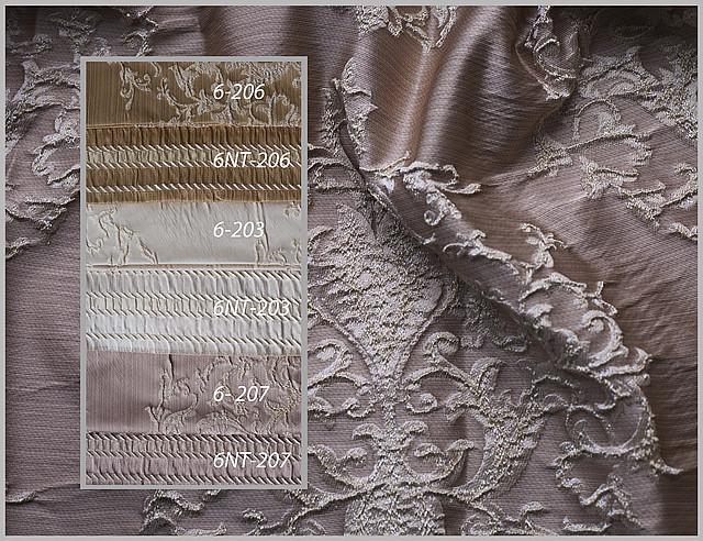 Ткань для штор: рисунок, полоса - партнеры