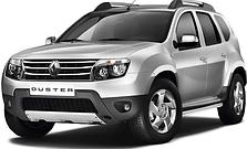 Кенгурятники на Renault Duster (c 2010--)