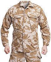 Комплекты армии Великобритании, камуфляж DDPM (Сахара, ДДПМ) новые