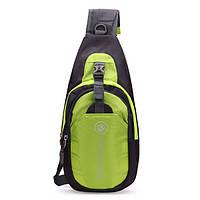 Cумка рюкзак BOBO OUTDOOR green